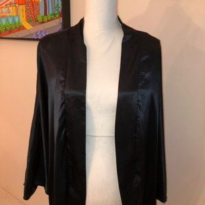 California Dynasty Vintage Cocoon Style Open Robe